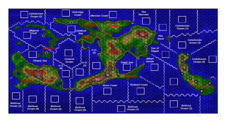 Naval Zones