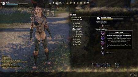 Armour Buff