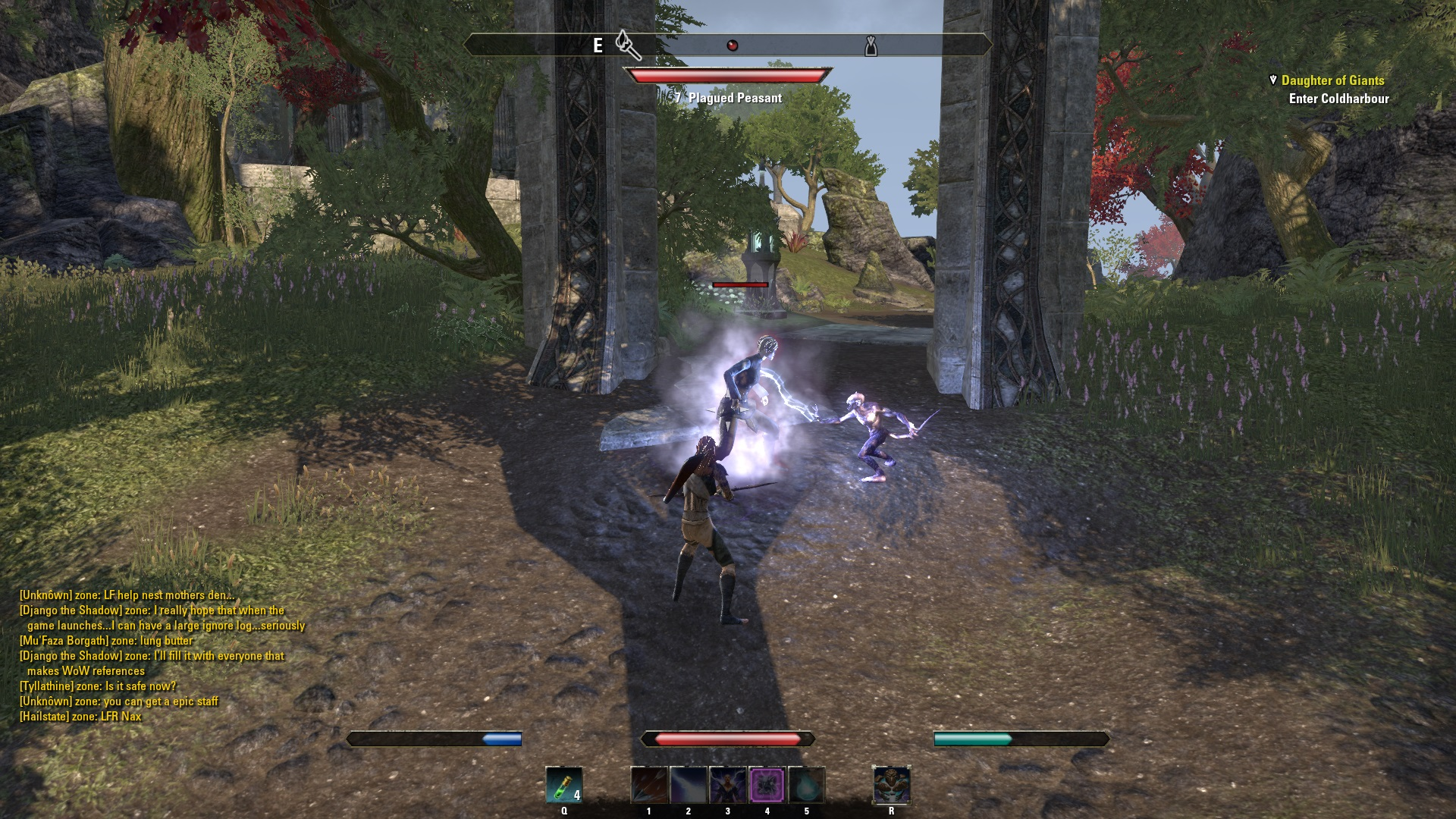 The Elder Scrolls Online Mechanics Are Easy
