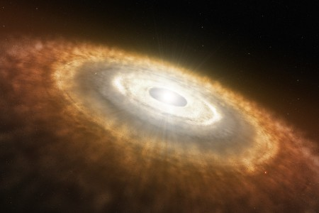 Artist's_Impression_of_a_Baby_Star_Still_Surrounded_by_a_Protoplanetary_Disc